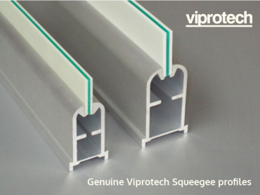 Viprotech Squeegee Profile type A and B